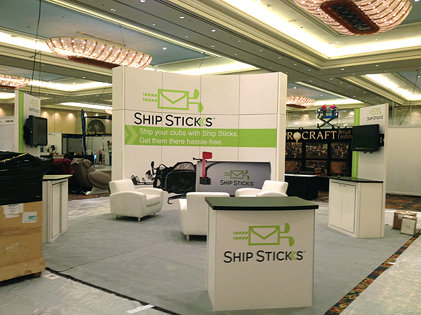 Ship Sticks Booth