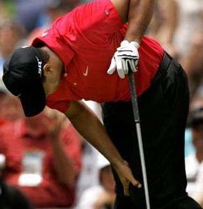Tiger Woods Injury