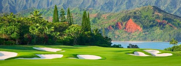 St Regis Princeville Golf