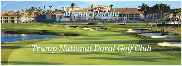 Image result for Images Trump's Doral Golf Course