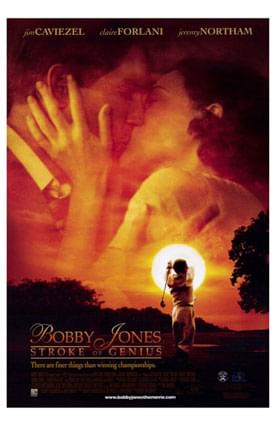 Bobby-Jones-Stroke-of-Genius-Poster