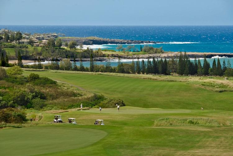 Kapalua Resort, Plantation Course