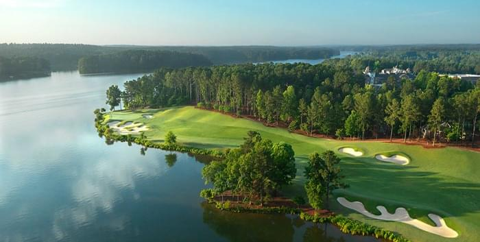 Oconee Golf Course at Reynolds Lake Oconee