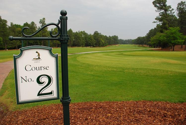Pinehurst No. 2 Golf Course