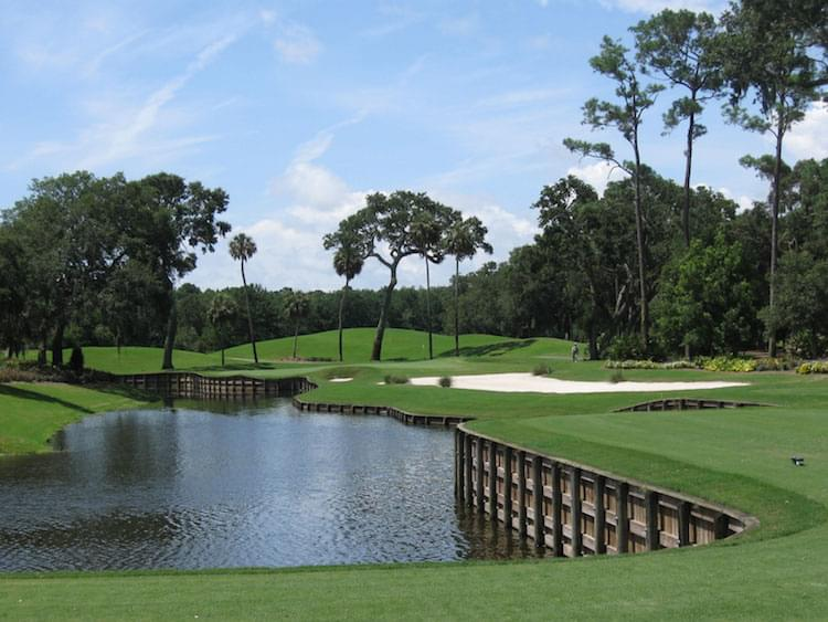 TPC Sawgrass THE PLAYERS Stadium Course