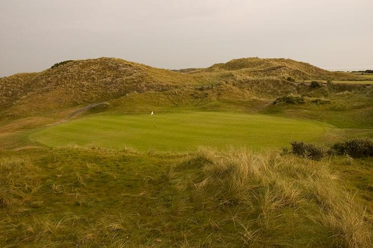 Championship Links, Royal County Down (Newcastle, Northern Ireland)