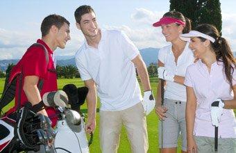 do millennials use golf bag shipping