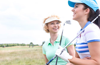 how can shipping golf clubs help me achieve mental clarity