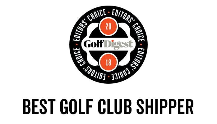 Ship Sticks wins 'Best Golf Club Shipper'