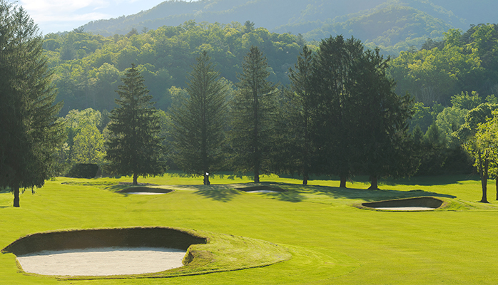 The Meadows Course The Greenbrier Resort