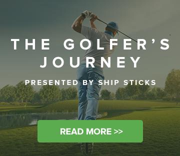 Golfers journey