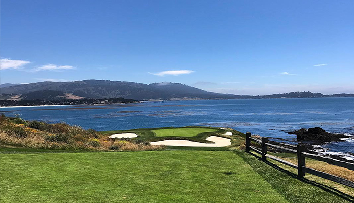 As one of the 4-majors in golf, the U.S. Open at Pebble Beach will make for spectacular golf this weekend. Be sure to catch the golf action this weekend on T.V. or streaming. For the pre-event coverage, that will be featured on the golf channel. Coverage for the live event is broadcasted on FS1 (Thursday & Friday) and Fox (Saturday & Sunday).