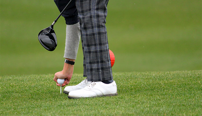 Golf Pants and Shows