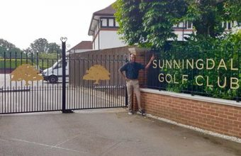 Sunningdale Golf Club in Ascot, United Kingdom