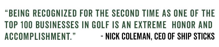 golf club shipping