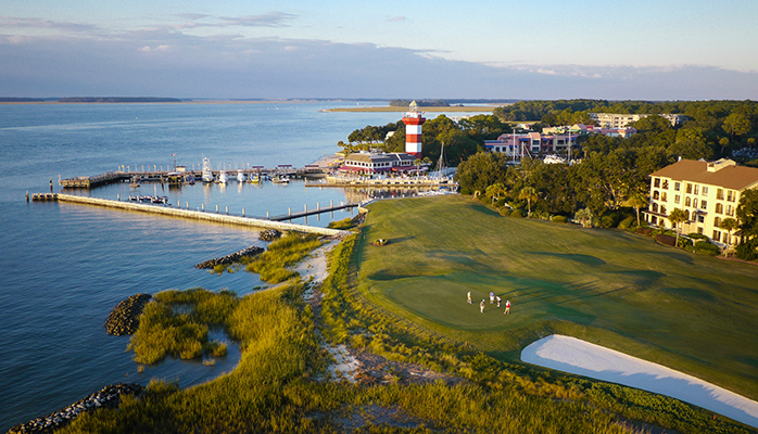ship my clubs to Harbour Town Golf Links