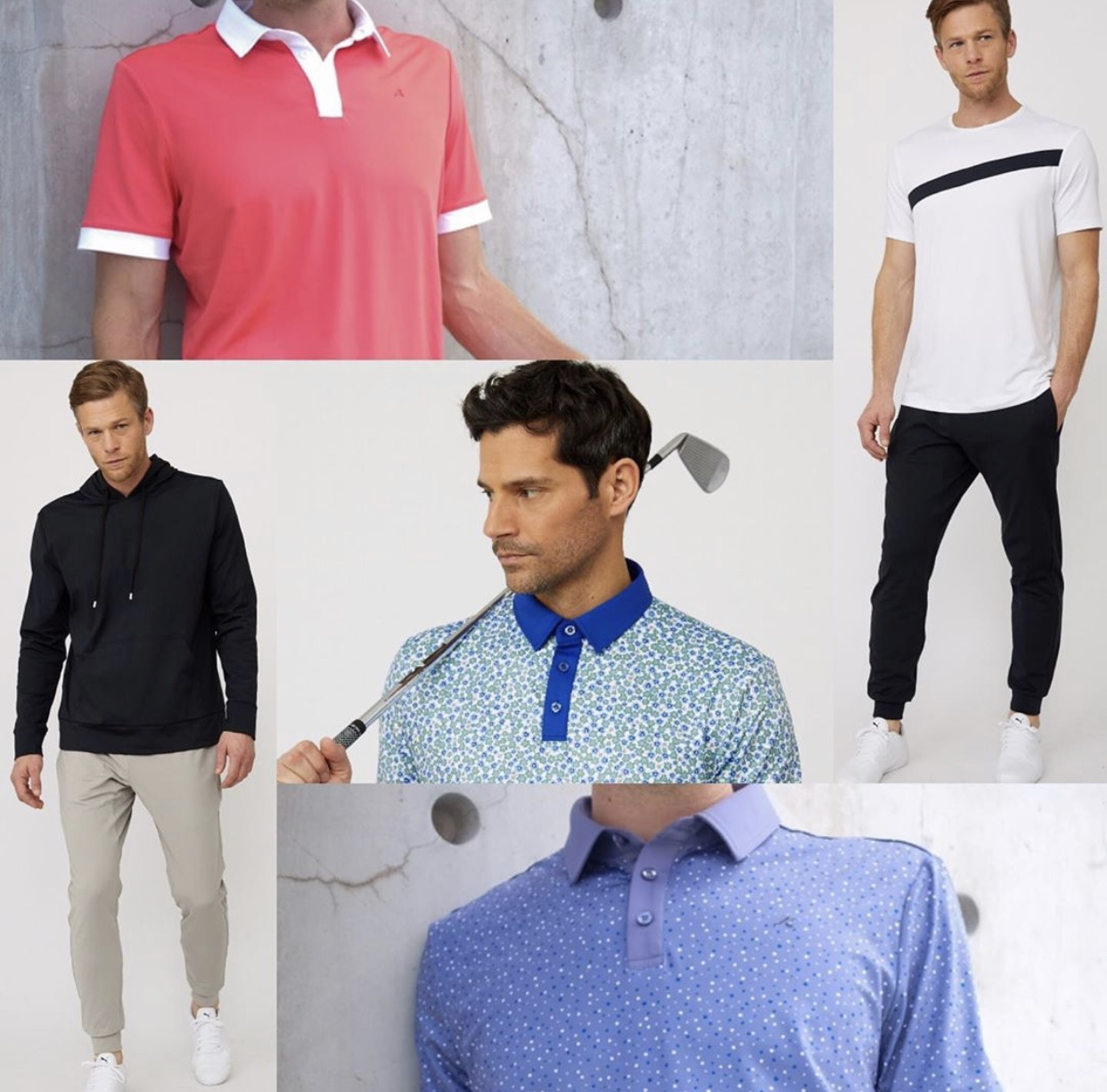 golf clothing Redvanly