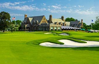 Ship my clubs to Winged Foot Golf Club