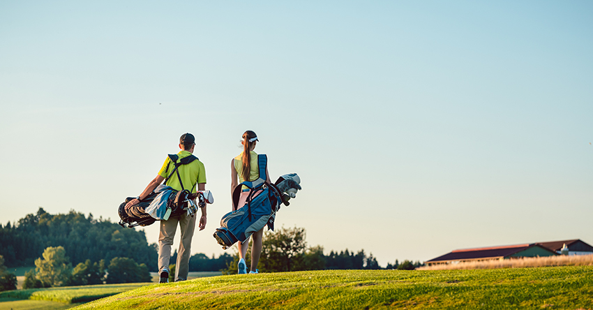 Best golf vacations for couples
