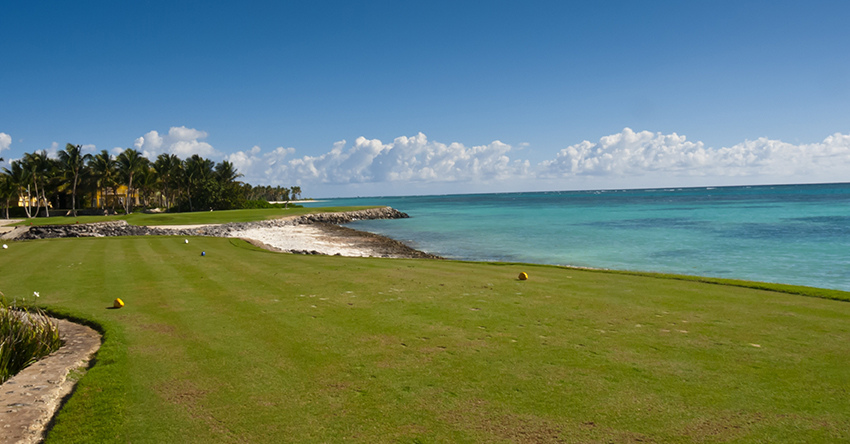 Corales Golf Course - Puntacana Resort & Club  Punta Cana, Dominican Republic