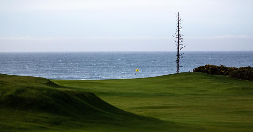 Guys golf trip to Bandon Dunes, Oregon
