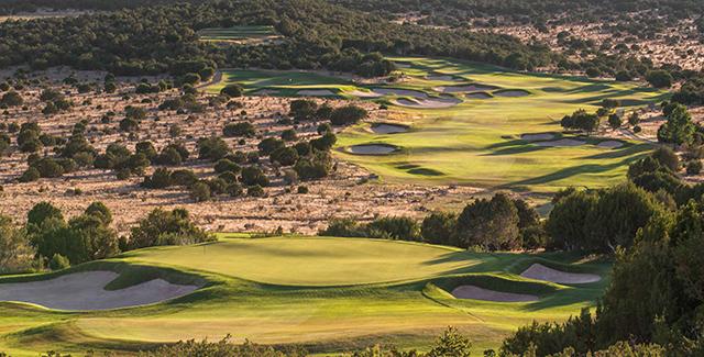 Santa Fe Golf Trails