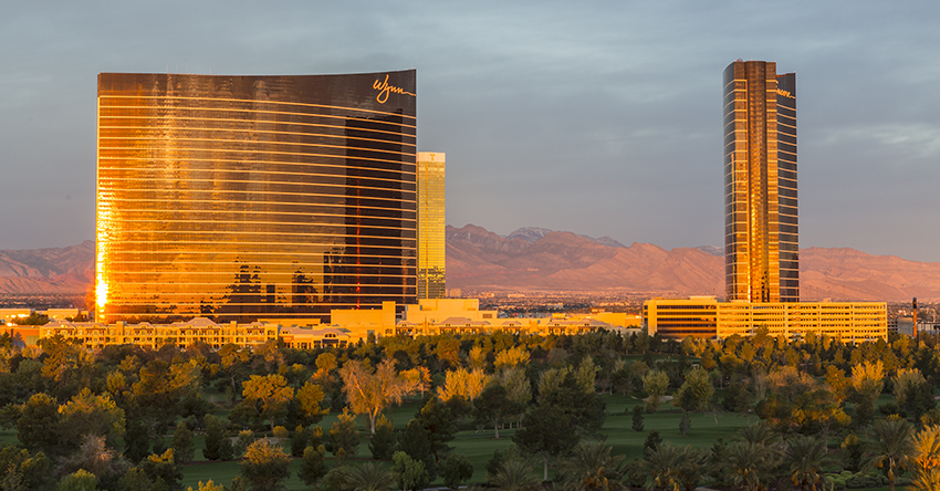 Wynn Golf Club, Las Vegas, Nevada