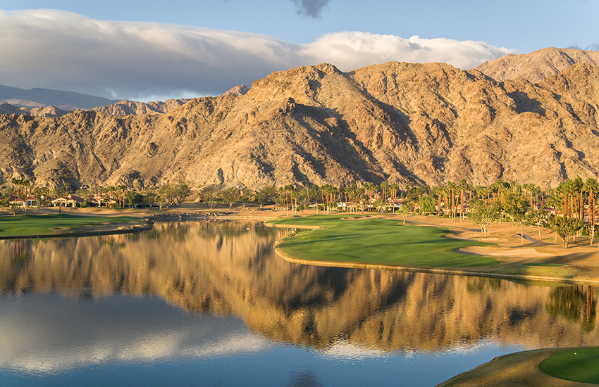 One of the top golf courses in California is PGA West in La Quinta