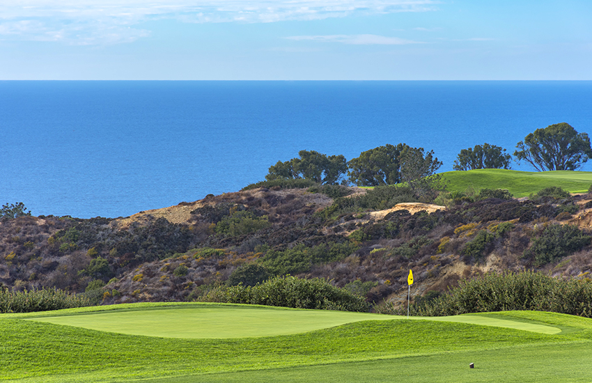 Top golf courses visit in California