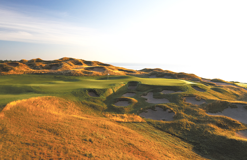 The best midwestern golf course to tee up at this summer is Destination Kohler